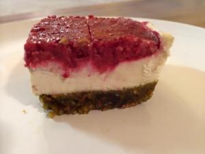 EATomology photo Rapberry lemon pie